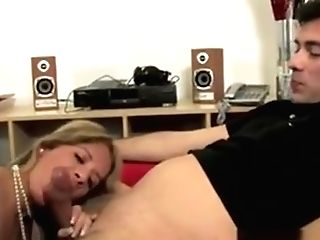 Horny Latina Huge-boobed Matures Latina Sucking