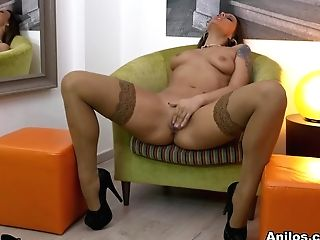 Simony Diamond In Evening In - Anilos