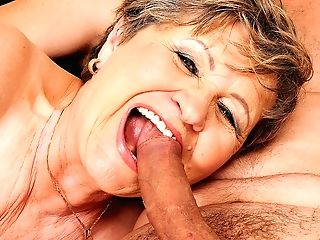 65yo Mommy Got Fingerblasted And Drilled Hard