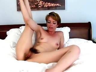 Joely (maria) Lovely Brit Cougar Spreading For Us