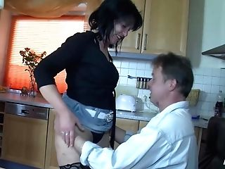 Mmv Films First-timer German Mom