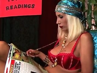 Hot Psychic Puma Swede Fucks Her Hot Customer!