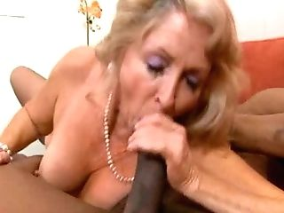 Hot Granny Anal Invasion Big Black Cock