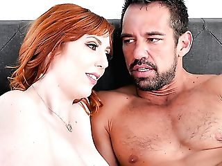 Sexy Mummy With Enormous Boobies Cleo Clementine Gets Poked Missionary
