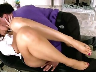 India Summer's Best Cure Is The Footfetish